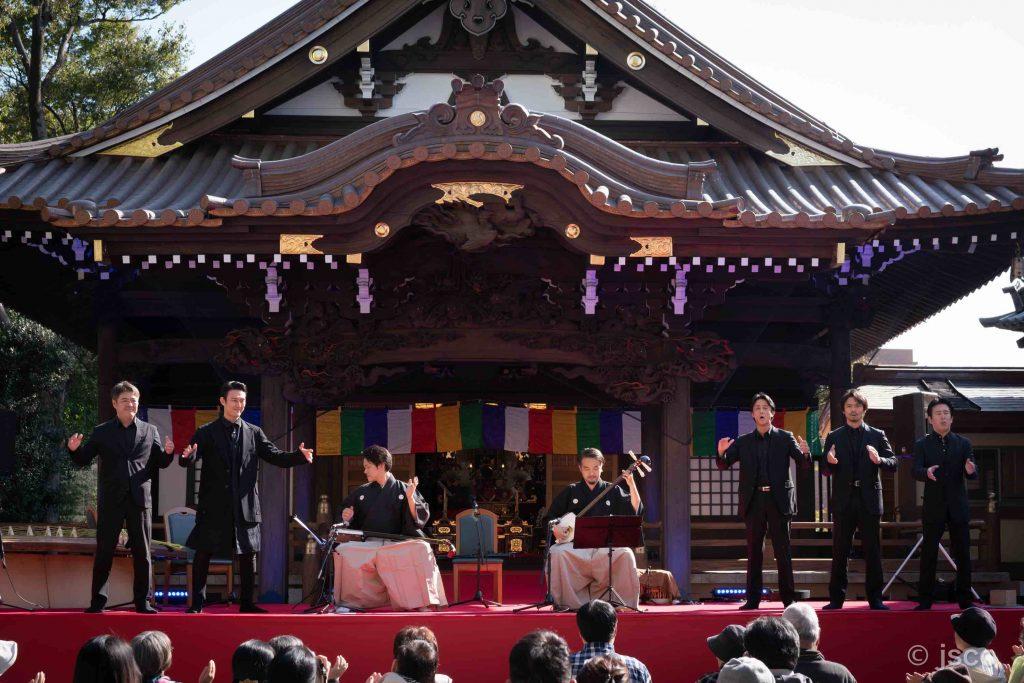 実相山 正覚寺 四百年記念祭